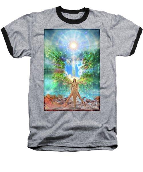 Rejoice-thy-young II Baseball T-Shirt