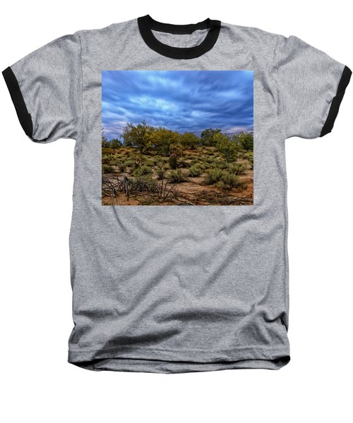 Baseball T-Shirt featuring the photograph Rejuvenation Op19 by Mark Myhaver
