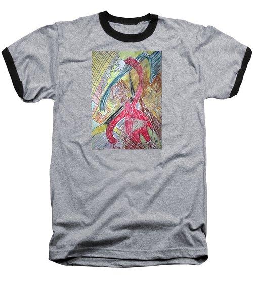 Relax. Dance Baseball T-Shirt
