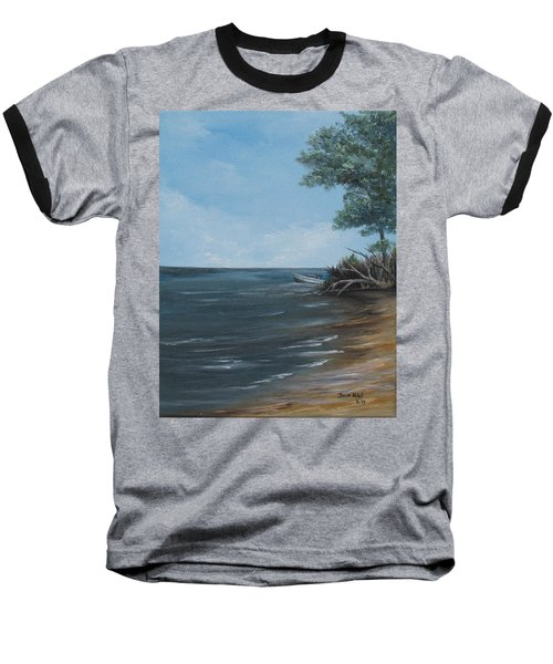 Relaxation Island Baseball T-Shirt