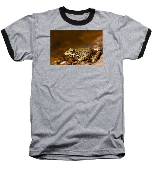 Baseball T-Shirt featuring the photograph Relaxed by Richard Patmore