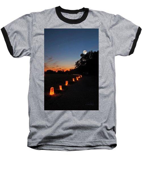 Relay  For Life Baseball T-Shirt