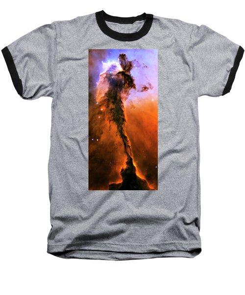 Release - Eagle Nebula 1 Baseball T-Shirt