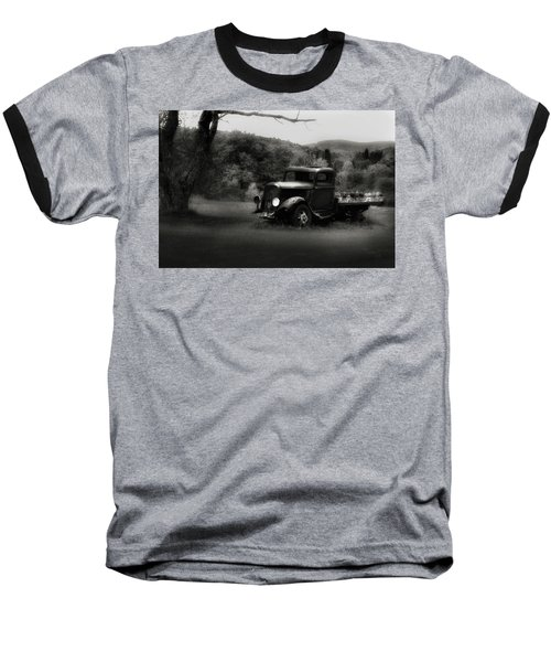 Baseball T-Shirt featuring the photograph Relic Truck by Bill Wakeley