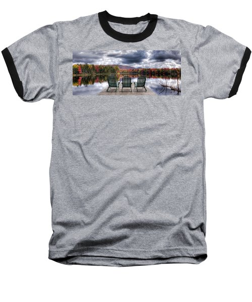 Relishing Autumn Baseball T-Shirt