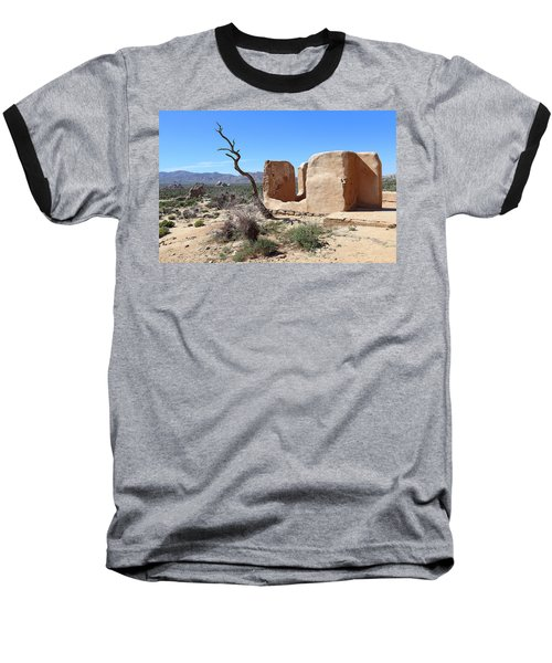 Baseball T-Shirt featuring the photograph Remain Standing Of Ryan Ranch  by Viktor Savchenko