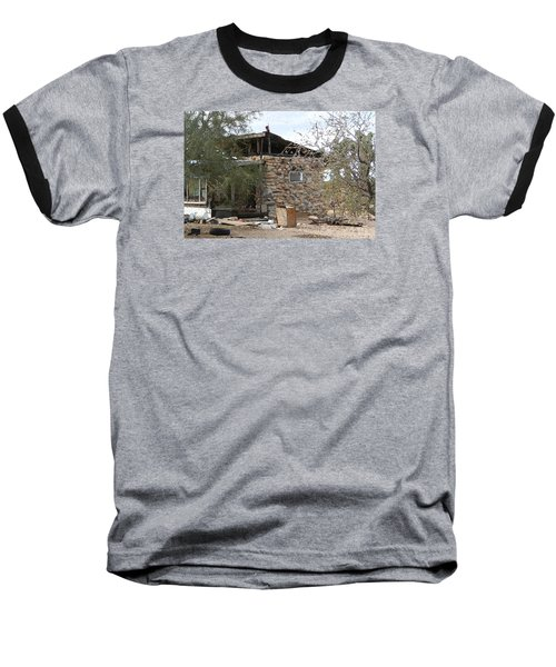Remains Of Yesteryears Baseball T-Shirt