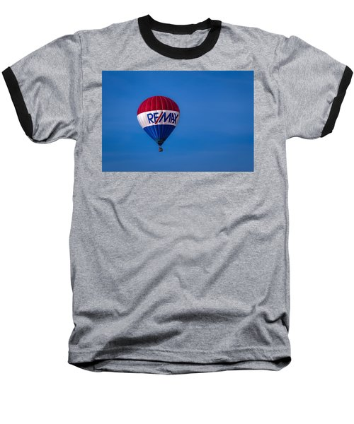 Remax Hot Air Balloon Baseball T-Shirt