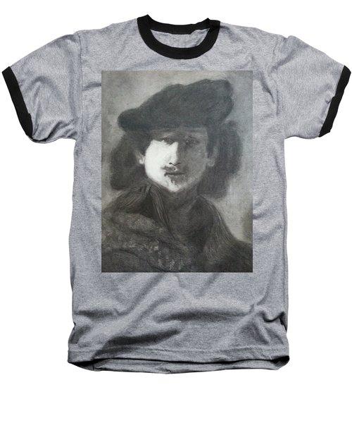 Rembrandt Baseball T-Shirt
