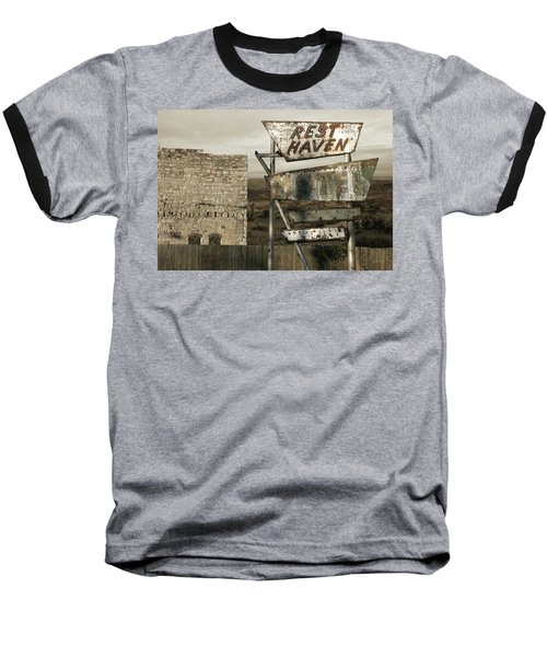 Remember The Mother Road Baseball T-Shirt
