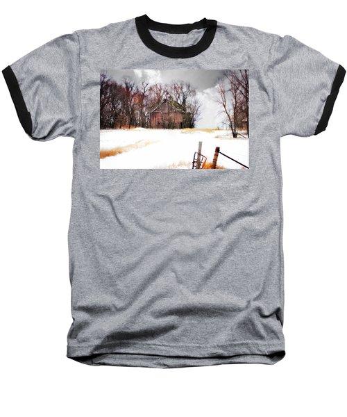 Remember When Baseball T-Shirt by Julie Hamilton
