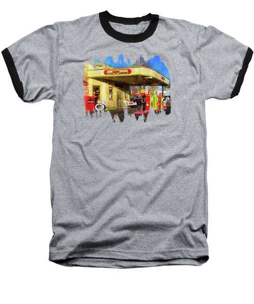 Remember When There Was Service Baseball T-Shirt