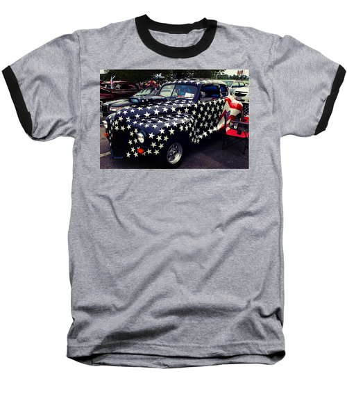 Remembering 9/11 Baseball T-Shirt