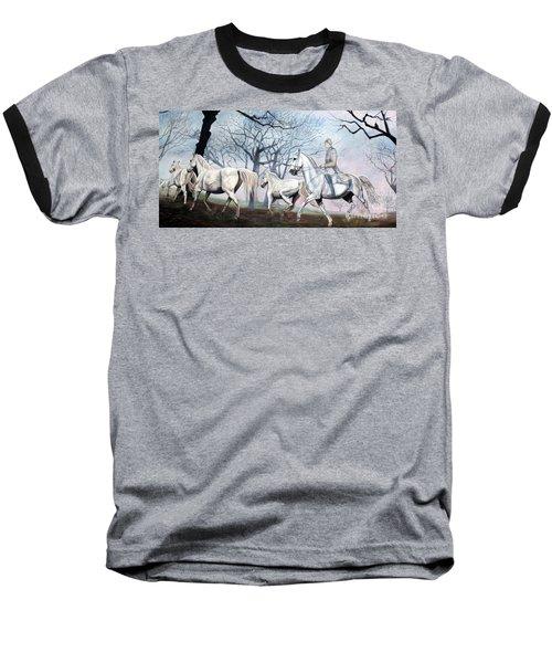 Remembering Days Of Grandeur Baseball T-Shirt