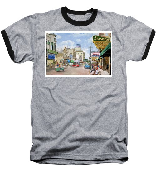 Remembering Duval St. Baseball T-Shirt