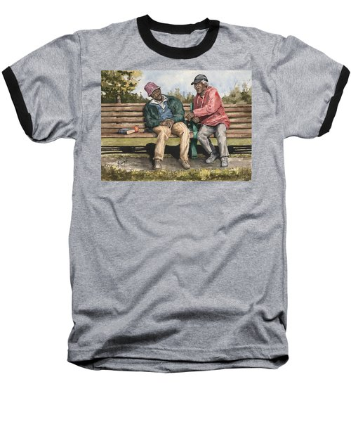 Remembering The Good Times Baseball T-Shirt
