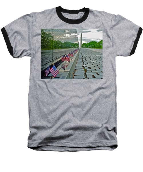 Remembrance Of Patriotism Baseball T-Shirt