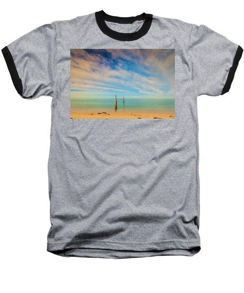Remenants Baseball T-Shirt by David Cote