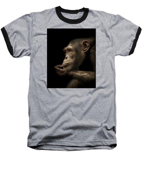 Reminisce Baseball T-Shirt by Paul Neville