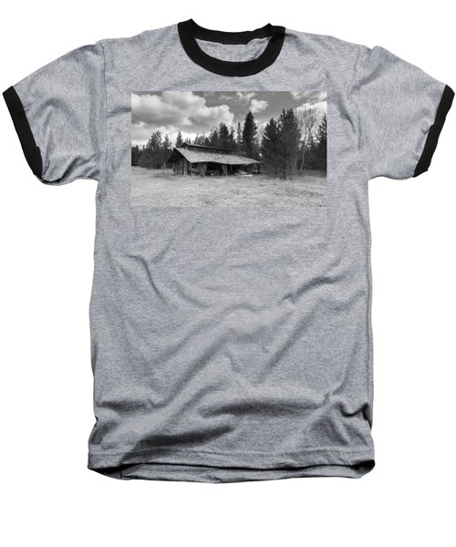 Baseball T-Shirt featuring the photograph Remnants by Fran Riley