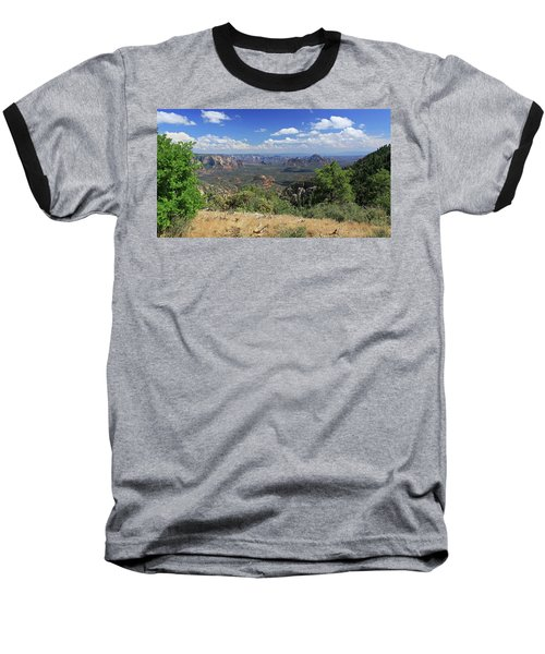 Remote Vista Baseball T-Shirt