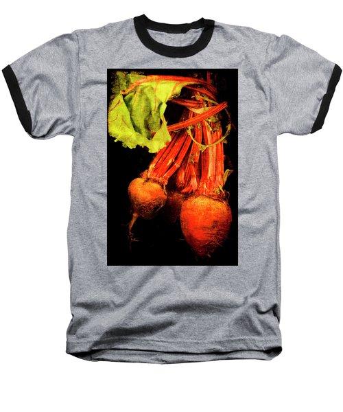 Renaissance Beetroot Baseball T-Shirt