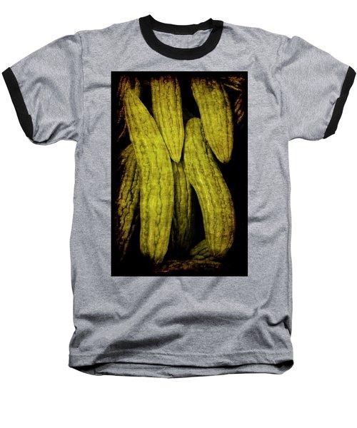 Renaissance Chinese Cucumber Baseball T-Shirt