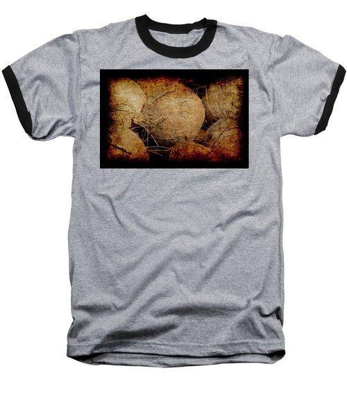 Renaissance Coconut Baseball T-Shirt