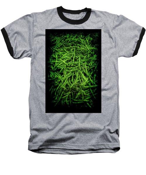 Renaissance Green Beans Baseball T-Shirt