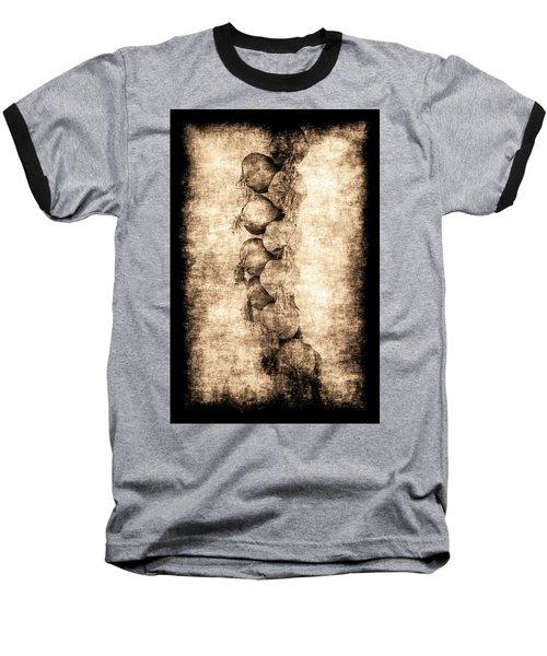Renasiaance Garlic Baseball T-Shirt