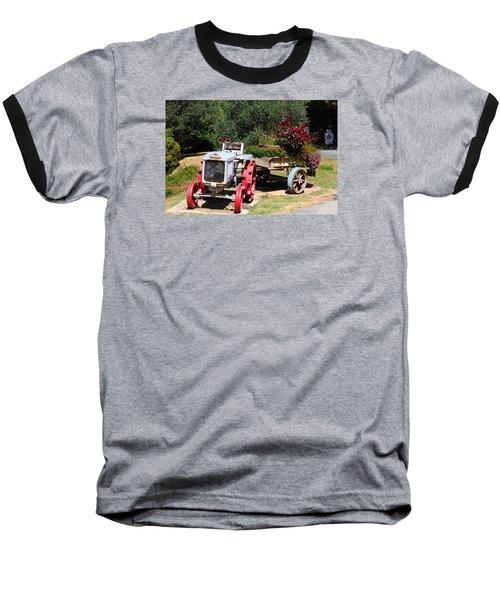 Renault Flower Bed Baseball T-Shirt