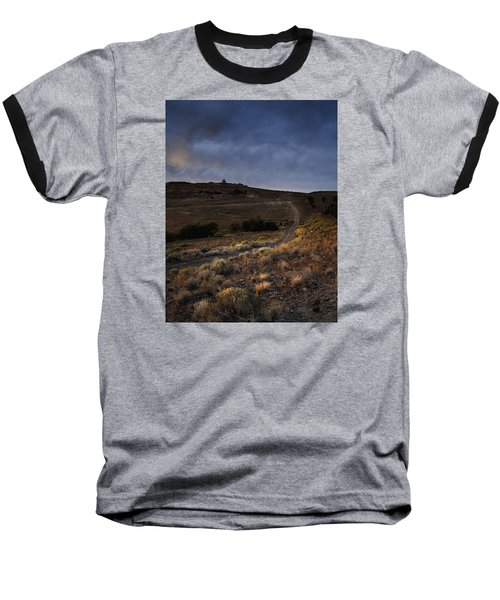 Reno Sunset Baseball T-Shirt