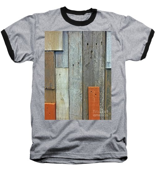 Repurposed Baseball T-Shirt