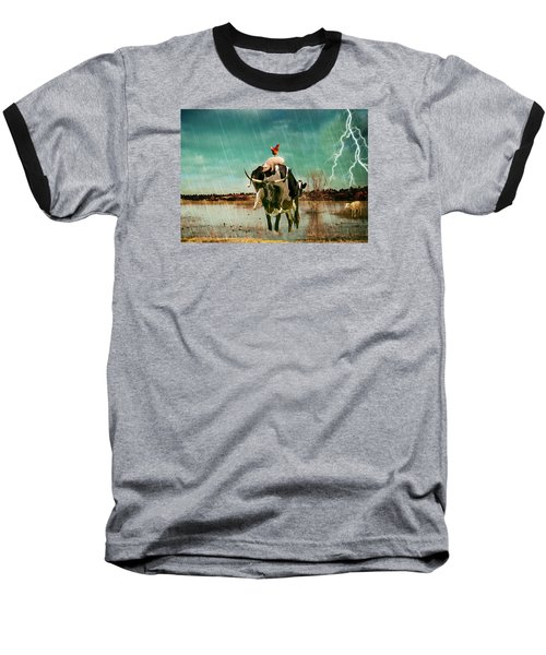 Rescue Baseball T-Shirt