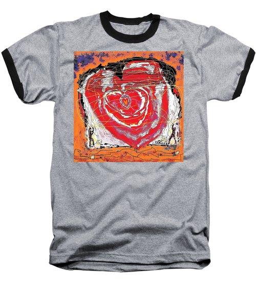 Rescuers Of The Broken Heart Baseball T-Shirt