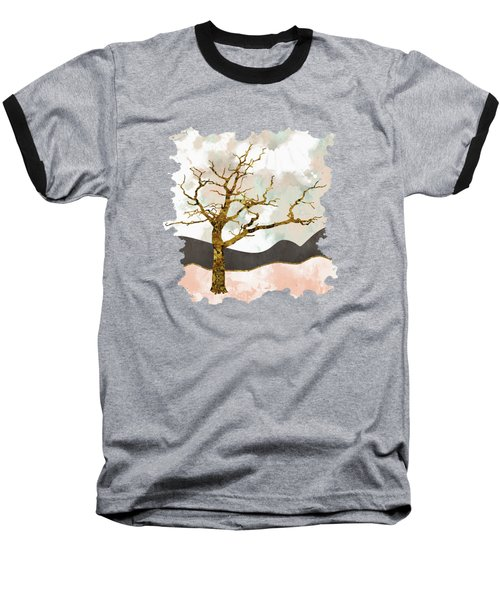 Resolute Baseball T-Shirt by Katherine Smit