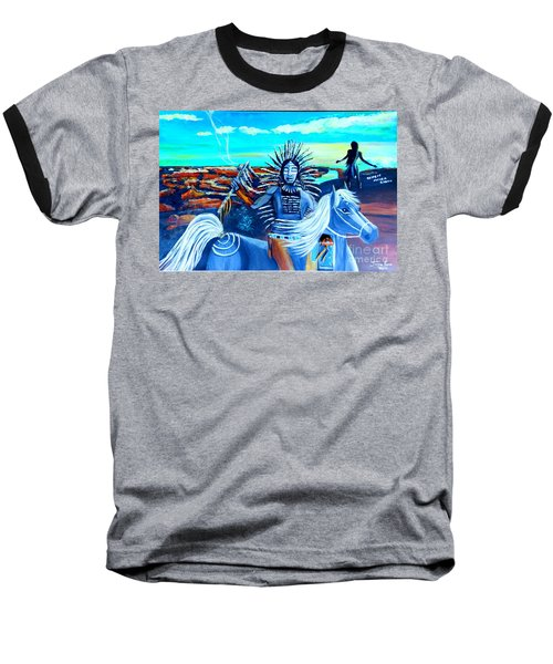 Respect Mother Earth Baseball T-Shirt