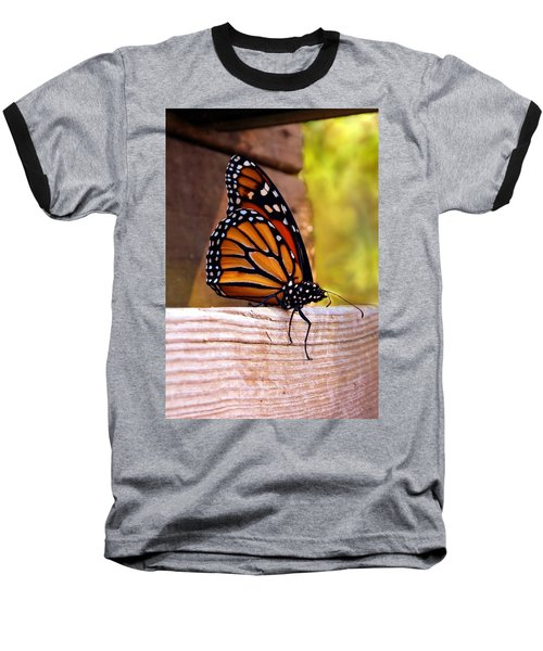 Respite Baseball T-Shirt
