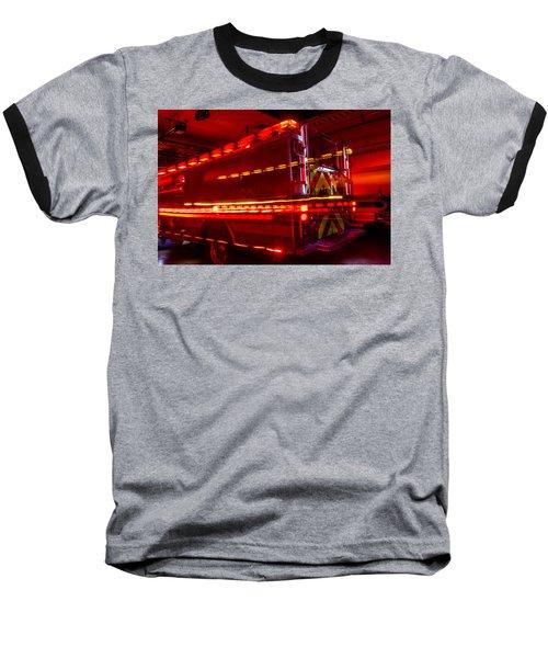 Responding Code 3 Baseball T-Shirt