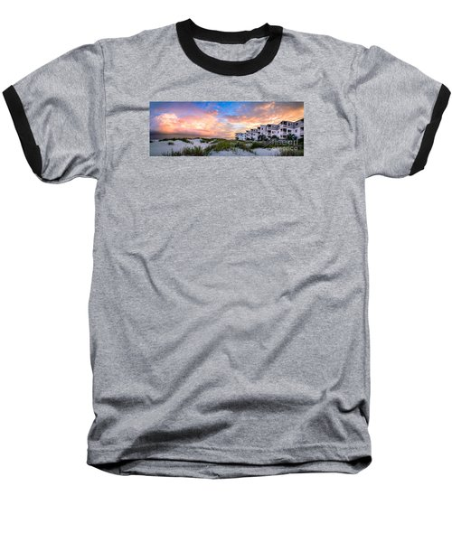 Rest And Relaxation Baseball T-Shirt by David Smith