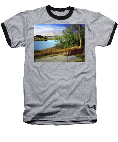Rest Stop 2 Baseball T-Shirt