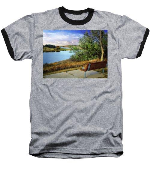Rest Stop 2 Baseball T-Shirt