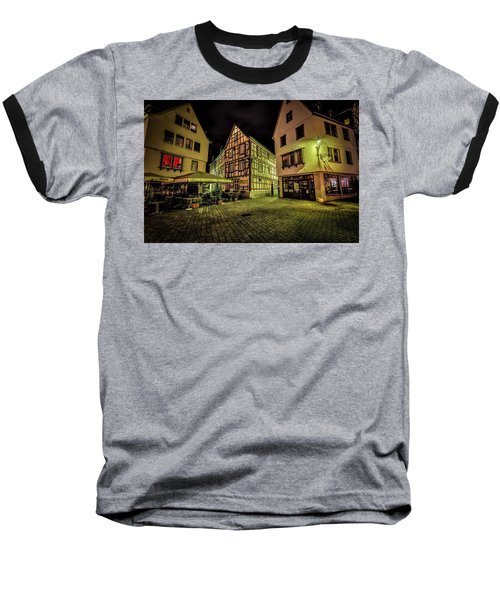Baseball T-Shirt featuring the photograph Restaurante Roseneck by David Morefield