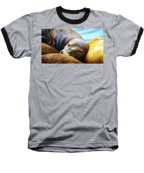 Resting Baseball T-Shirt