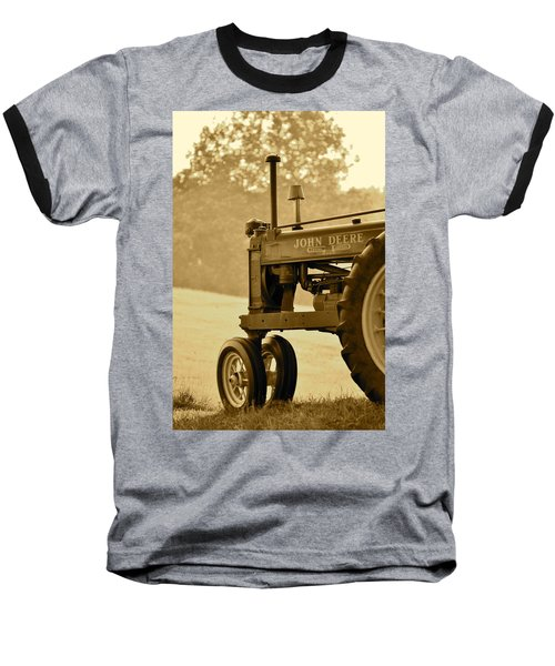 Resting In Sepia Baseball T-Shirt