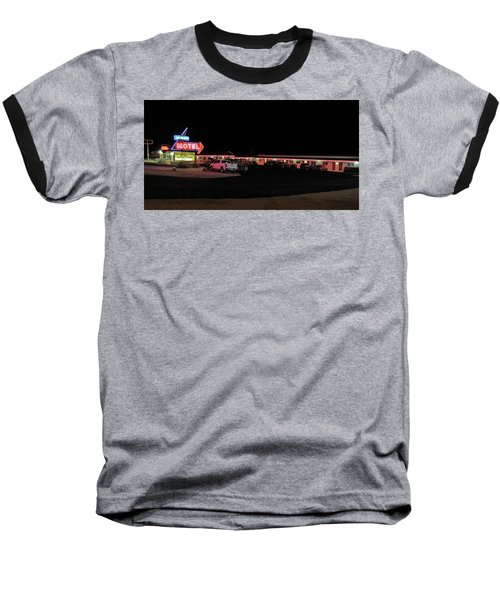 Baseball T-Shirt featuring the photograph Resting In The Past by Gary Kaylor