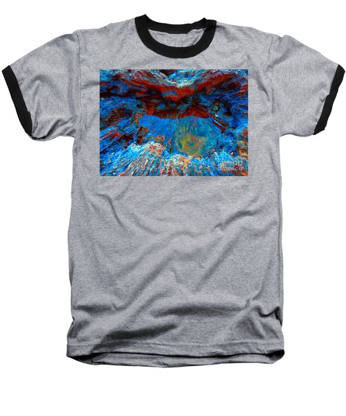 Resting Nature Baseball T-Shirt