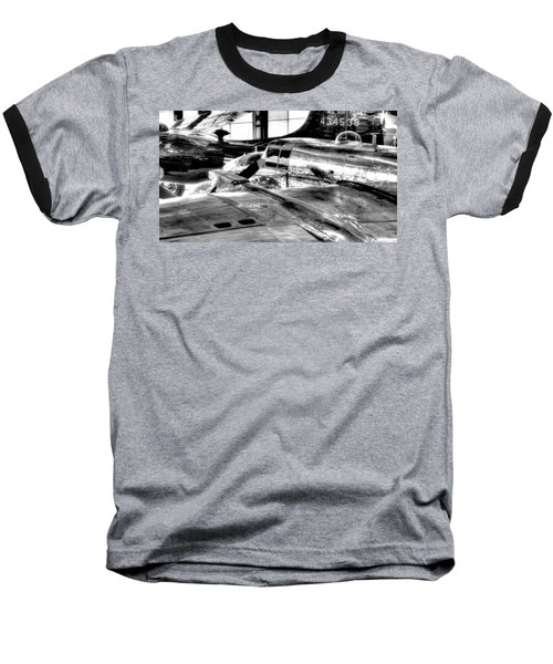 Resting Place Baseball T-Shirt
