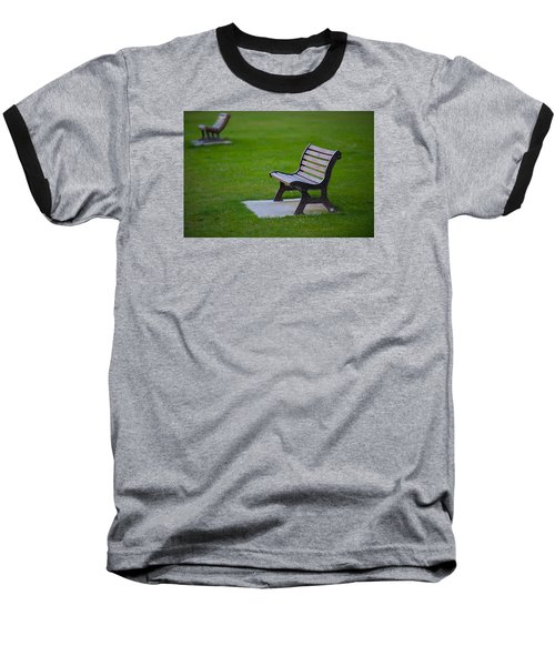 Resting Place Baseball T-Shirt
