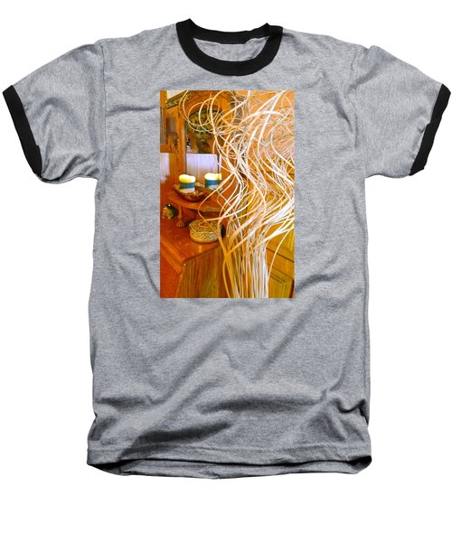 Restorative Beauty Baseball T-Shirt by Randy Rosenberger